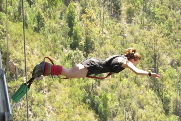 Bungee Jumping - South Africa
