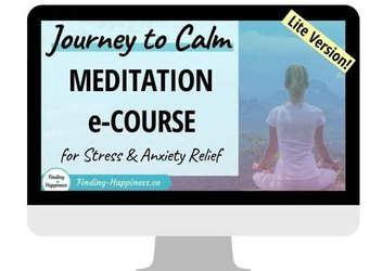 FREE Meditation for Beginners Course - Journey to Calm (Lite)
