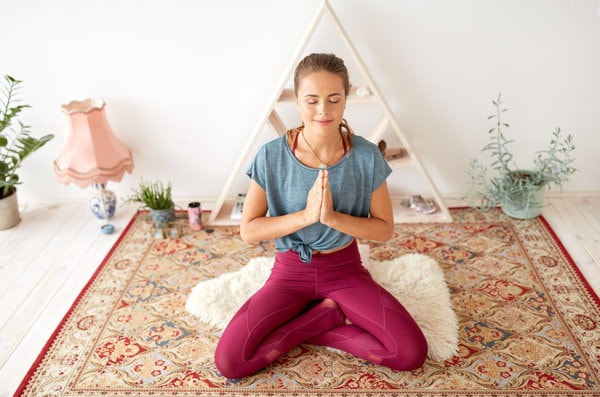 Mindfulness Meditation for Beginners - Meditation Room