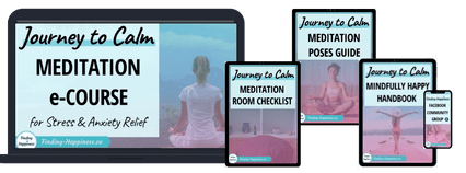 Journey to Calm Meditation Course - home page