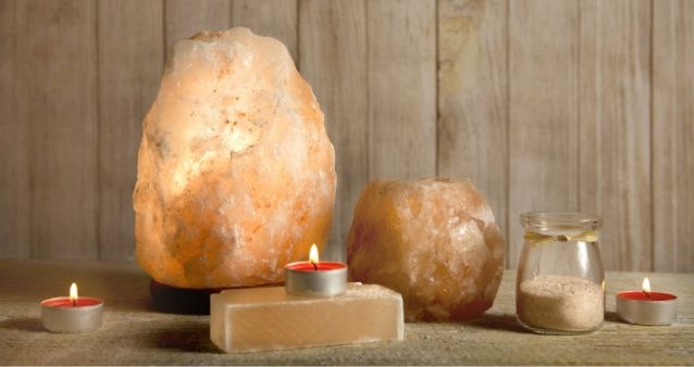 Meditation Resources - Himalayan Salt Lamp