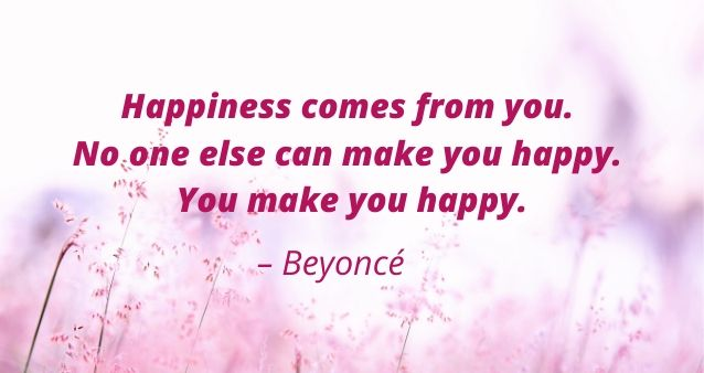 Happiness Quotes by Famous People